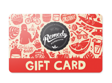 Remedy Gift Card