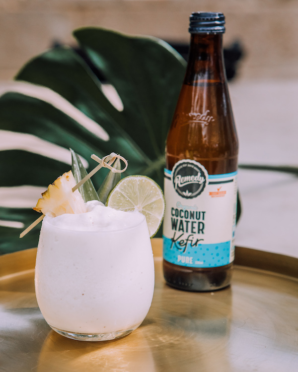 Remedy Coconut Water Kefir Pure Cocktail